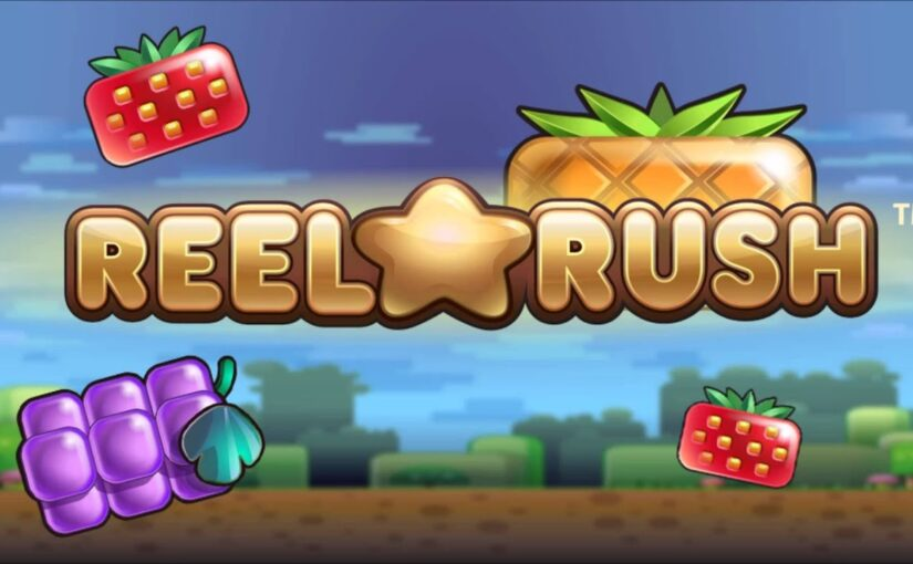 Review Terkini Game Slot Reel Rush Touch