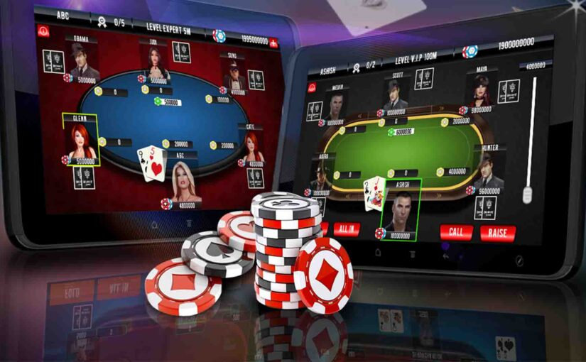 Play Poker on the Internet